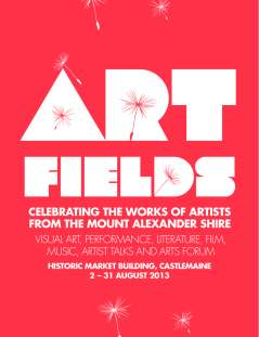 2013 Art Fields Flyer Front
