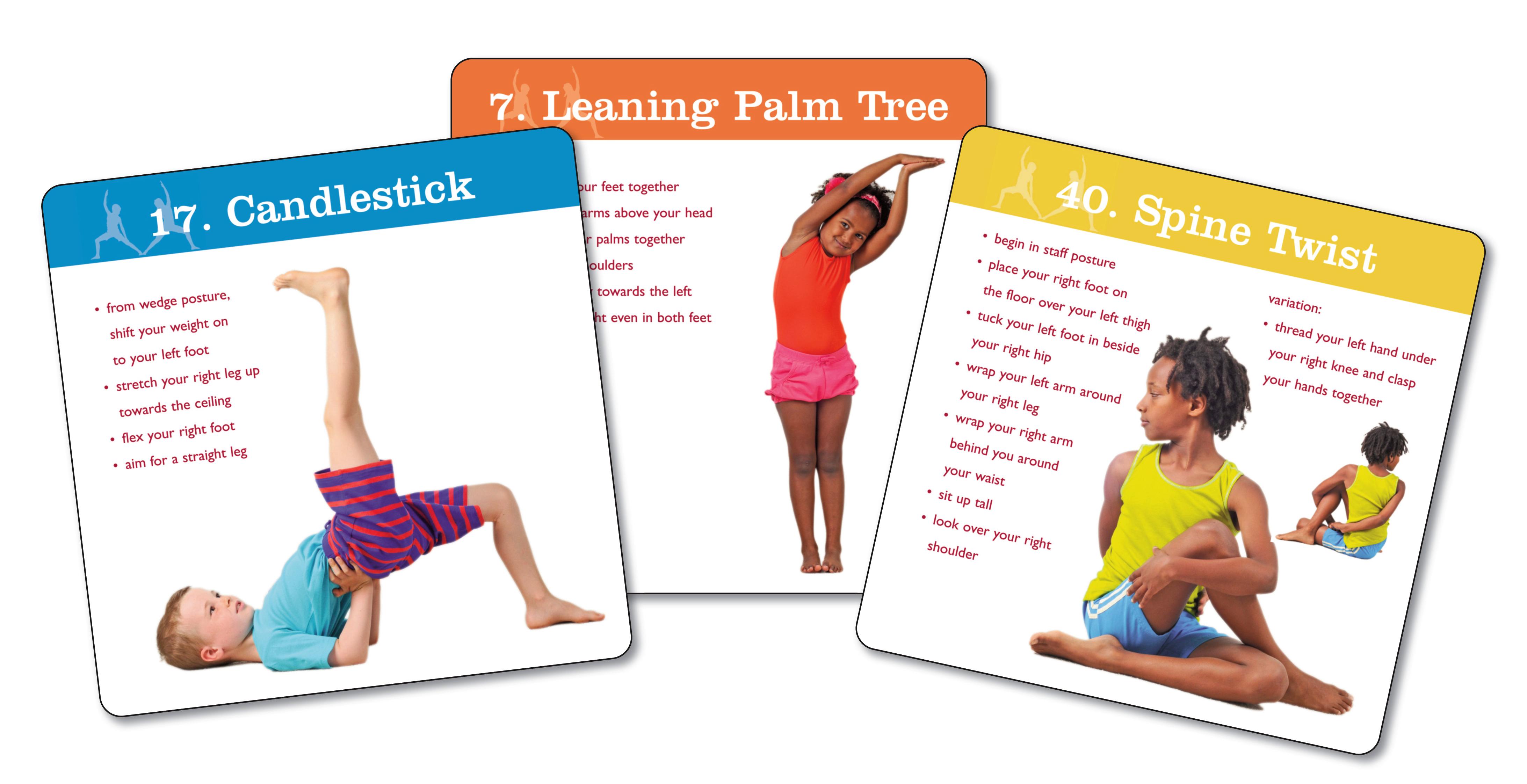 Creative Yoga Games For Kids Volume 2 Katherine E Seppings