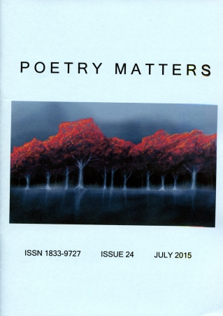 Poetry Matters_Issue 24_cover_201507 s