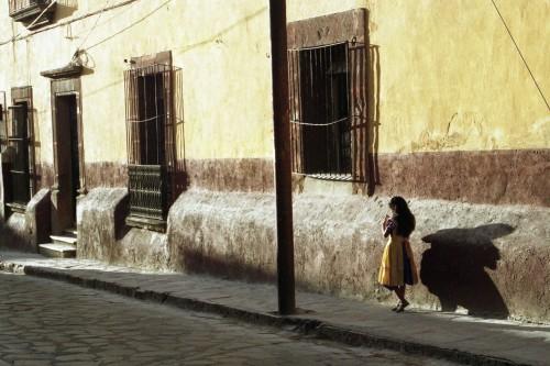 Mexico_San Miguel de Allende_girl_1993 s